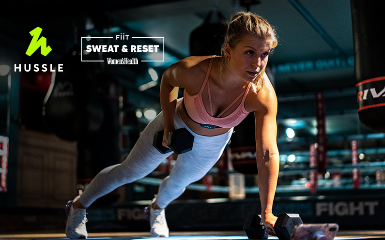Ready to Sweat & Reset? Try the new training plan from Fiit & Women's Health