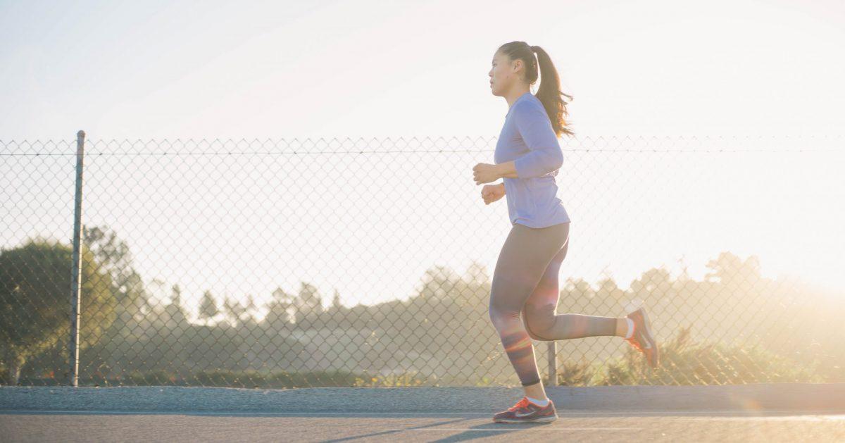 Hussle's 5km run training plan