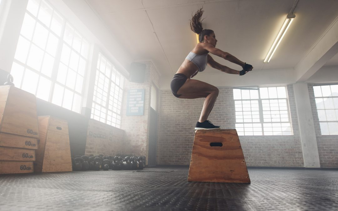 What is plyometric training?