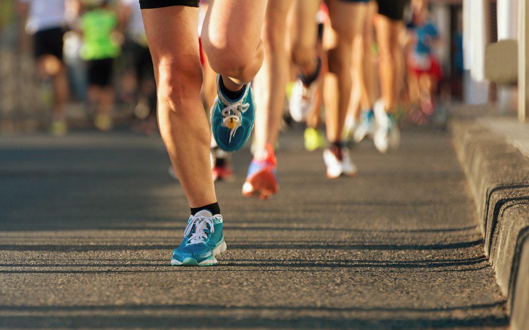 Hussle's marathon training plan