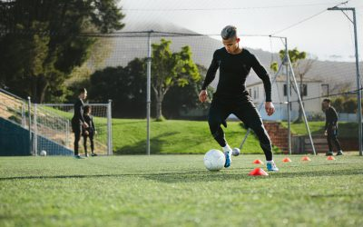 Improve your football performance from the gym