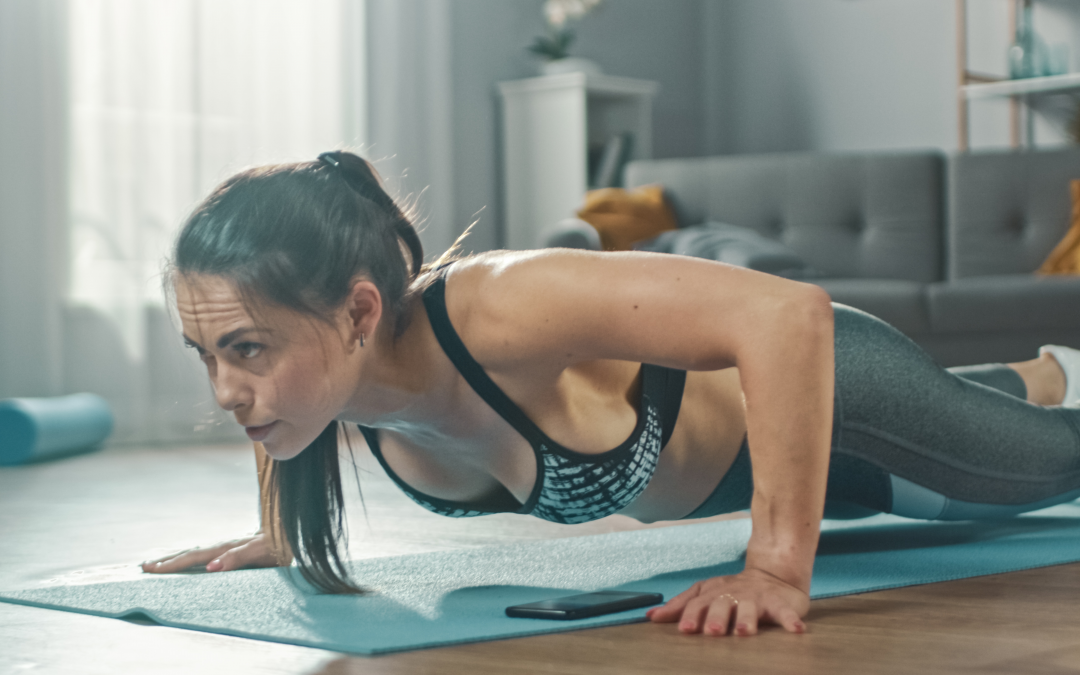 Our favourite home workouts of the week 27/04
