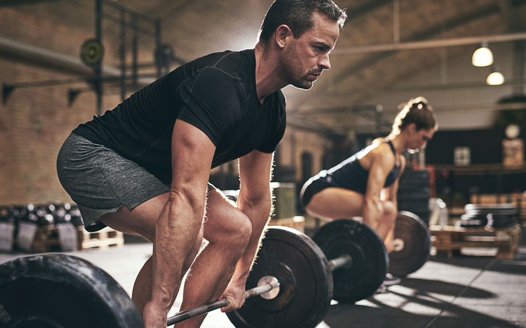 How deadlifts change your body
