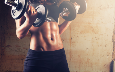 Is muscle heavier than fat?