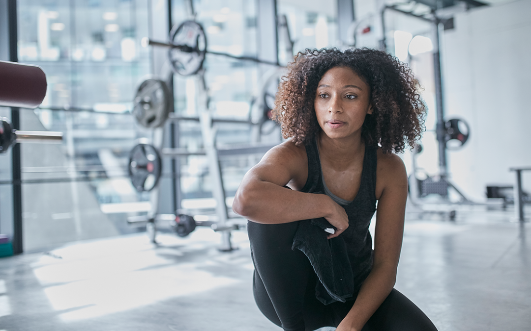 How to zone out to improve your gym workout