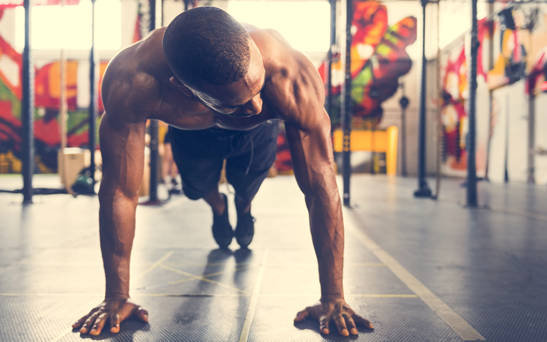 4 upper body supersets for maintaining your strength