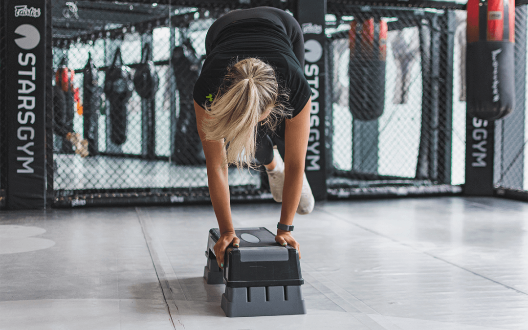 Step up your home HIIT workouts in the gym
