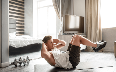 Our favourite home workouts of the week 29.06