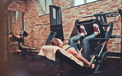The best leg exercise machines to use on lower body day