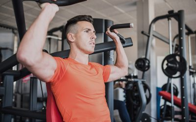 How and why: the shoulder press machine