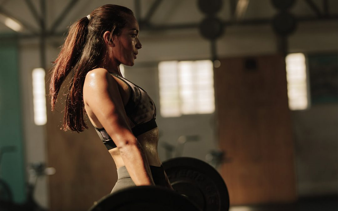 The only 5 exercises you need for a full body workout