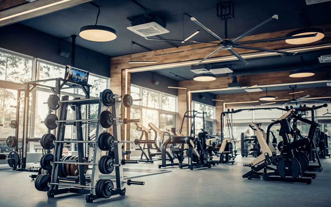 Here's how to structure a gym workout
