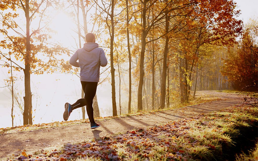 Here's how to improve your running times