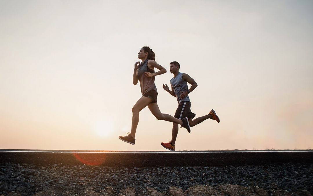 What's better for the body: running or walking?