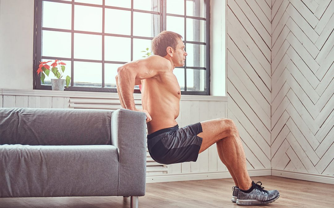 7 great home exercises for the upper body