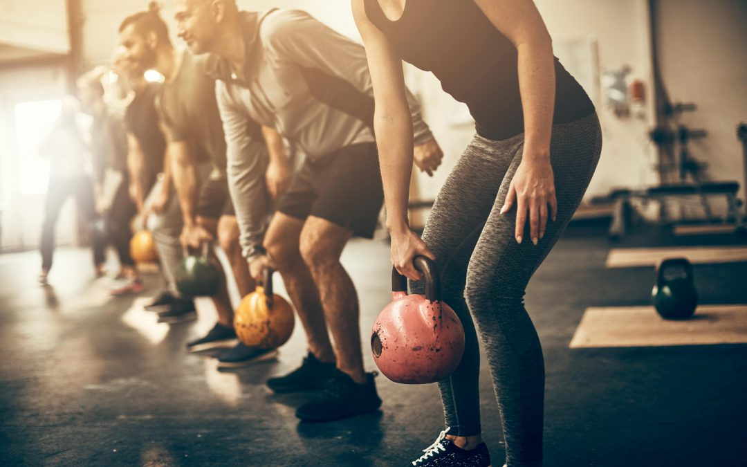 How to do a full-body workout with just one kettlebell