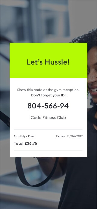 Hussle | Gym Passes & Gym Membership | Find Gyms Near You
